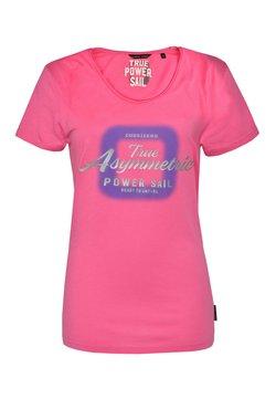 CODE | ZERO - T-shirt con stampa - pink