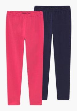 Blue Seven - 2 PACK - Legging - pink/blau