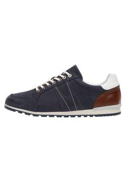 Van Lier - ANZANO - Sneaker low - blauw