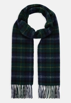 Barbour - TARTAN SCARF AND GLOVE GIFT SET UNISEX - Schal - seaweed