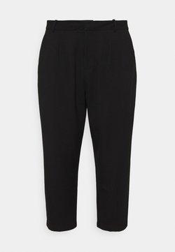 Kaffe Curve - KCMETA PANTS SUITING - Pantalones - black deep