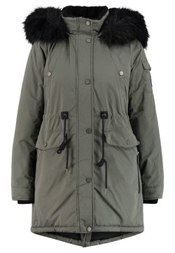 Superdry - NADARE - Wintermantel - olive