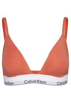Calvin Klein Underwear - MODERN LINED - Triangel BH - grapefruit