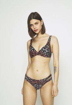 Buffalo - TRIANGLE SET - Bikini - black