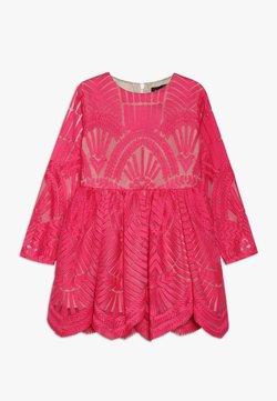 Bardot Junior - EMBROIDED DRESS - Cocktailkleid/festliches Kleid - paradise pink