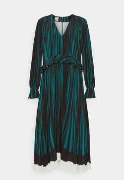 Paul Smith - WOMENS DRESS - Vestido informal - petrol
