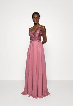 Luxuar Fashion - Iltapuku - rouge dunkel