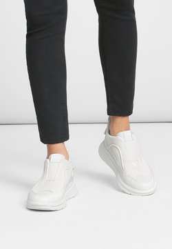 FitFlop - Sneaker low - bright white