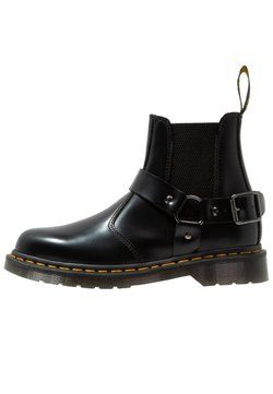 Dr. Martens - WINCOX CHELSEA BOOT - Stiefelette - black smooth