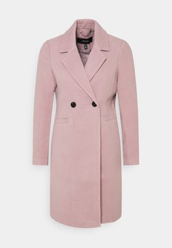 Vero Moda Petite - VMRAMBLA CALA  - Classic coat - toadstool
