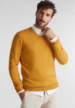 Esprit - Trui - amber yellow