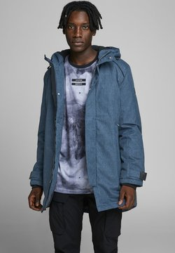 Jack & Jones - JCOFIGURE - Parka - sky captain