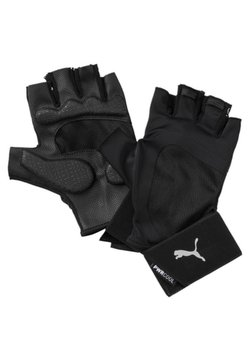 Puma - Fingervantar - black