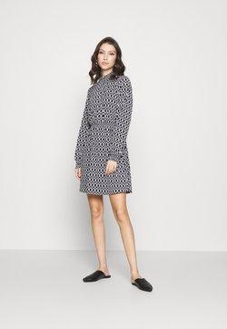 ONLY - ONLWINNER HIGHNECK DRESS - Korte jurk - black