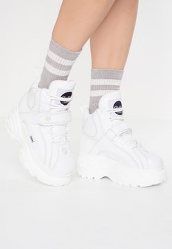 Buffalo London - Sneakers hoog - blanco