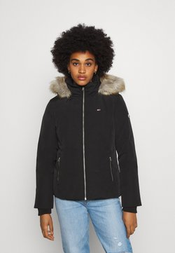 Tommy Jeans - TECHNICAL - Daunenjacke - black