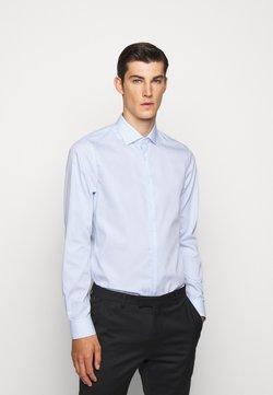 Michael Kors - PRINTED EASY CARE SLIM FIT - Businesshemd - light blue