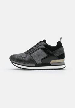 Tata Italia - Sneakers laag - dark silver
