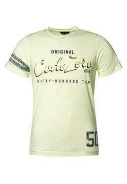 CODE | ZERO - T-shirt con stampa - light green