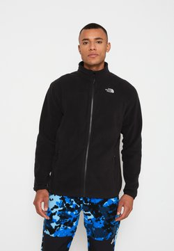 The North Face - GLACIER FULL ZIP NEW - Fleecejacke - black