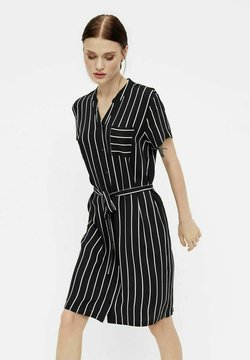 Object - BIRDY DRESS - Blusenkleid - black