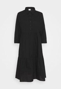 JDY - JDYULLE DRESS  - Vestido camisero - black