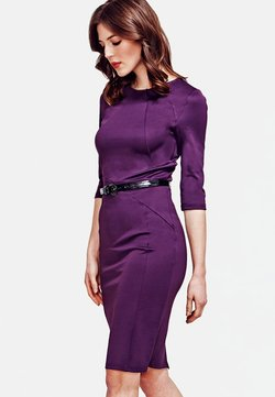 HotSquash - THE PIMLICO - Ballkleid - dark purple