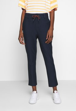 Marc O'Polo DENIM - DRAWSTRING DETAIL AT FRONT - Chinot - scandinavian blue