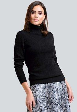 Alba Moda - Strickpullover - schwarz