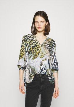 Emily van den Bergh - Langarmshirt - khaki