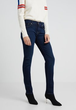7 for all mankind - ROXANNE  - Jeans Skinny Fit - rinsed indigo