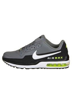 Nike Sportswear - AIR MAX LTD3 - Sneaker low - black / white / smoke grey / volt