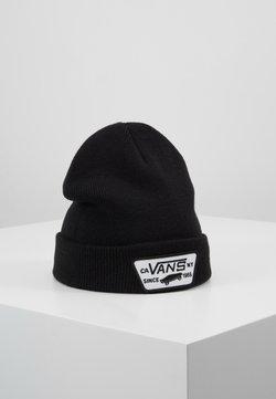Vans - MILFORD  - Bonnet - black