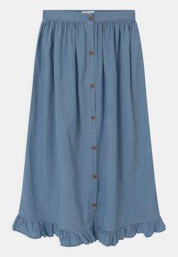 Cotton On - YASMIN - Jupe longue - mid blue wash