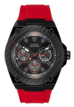 Guess - SPORT - Montre - red/black
