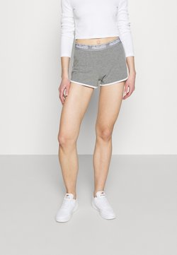 Hollister Co. - CHAIN LOGO - Shorts - grey