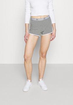 Hollister Co. - CHAIN LOGO - Shorts - grey