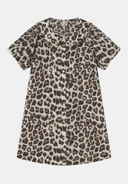 Little Pieces - LPSILLU DRESS - Blusenkleid - black