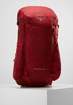 Osprey - SKARAB 22 - Tourenrucksack - mystic red