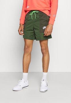 Nike Sportswear - AIR - Shorts - sequoia/carbon green/(white)