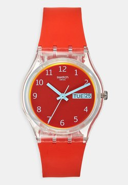 Swatch - RED AWAY - Montre - red