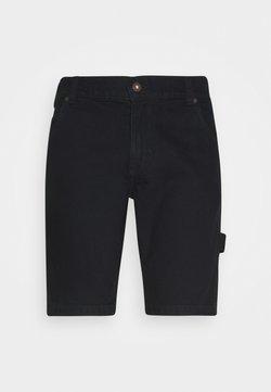 Dickies - HILLSDALE - Jeansshort - black