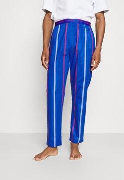 Calvin Klein Underwear - SLEEP PANT - Nachtwäsche Hose - kettle blue
