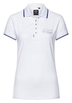 CODE | ZERO - OFFSHORE - Poloshirt - white