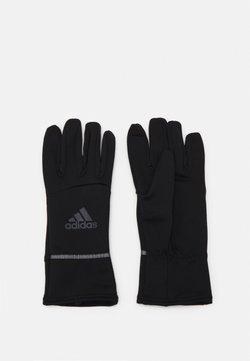 adidas Performance - GLOVES COLD.RDY UNISEX - Sormikkaat - black