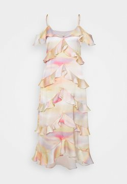 Never Fully Dressed Petite - SUNSET TIERED DRESS - Cocktailkleid/festliches Kleid - multi