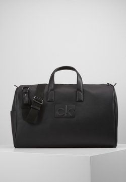 Calvin Klein - CENTRAL WEEKENDER - Weekendveske - black