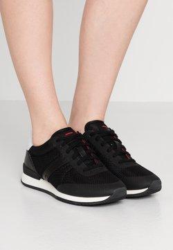 HUGO - ADRIENNE  - Sneakers laag - black