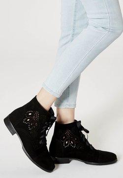 usha - Ankle Boot - black