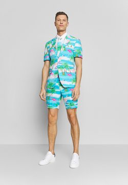 OppoSuits - SUMMER FLAMINGUY - Anzug - light blue